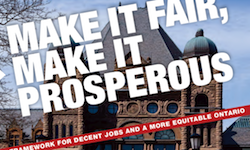 Reforming Ontario Labour Laws