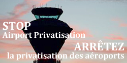 SIGN OUR PETITION - IAM Still Determined in Opposing Privatizing Canadian Airports