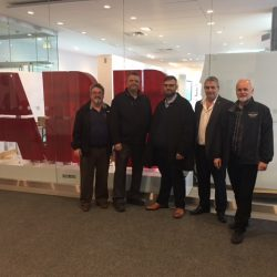 Site visit roadshow travels to Quebec
