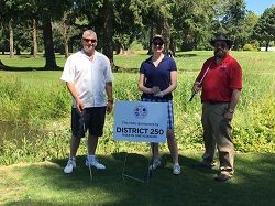 Second annual DL250 Guide Dogs tournament a huge success!