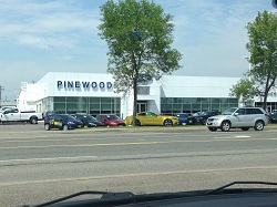 Machinists ratify new deal with Pinewood Ford