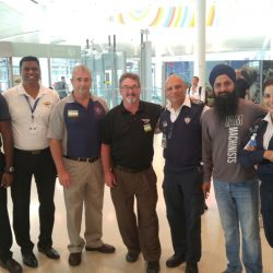 Toronto Airport Security Screeners meet Pickthall