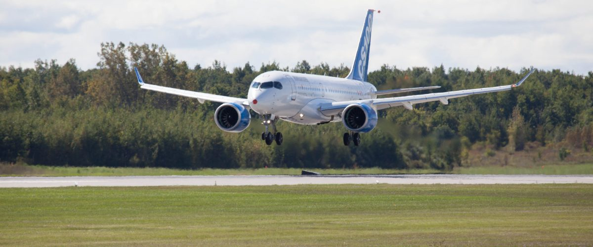 A Rubber Stamp – Canadian Machinists disappointed by latest US Dept. of Commerce ruling against Bombardier