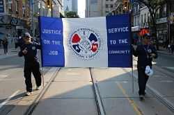 Large Labour Day turnout does Machinists proud!