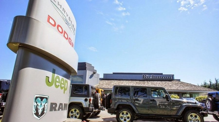 Recognition of skills key to Richmond Chrysler deal
