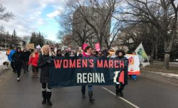 Across the country Canadians join global women's marches