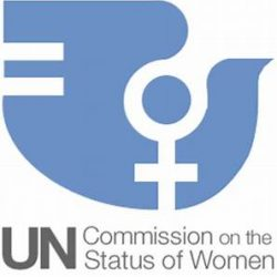 Kelley attends United Nations Status of Women Conference
