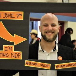 IAM VP nominated for NDP in Barrie-Springwater-Oro-Medonte