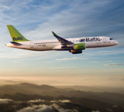 Le Syndicat des Machinistes salue la nouvelle commande de C-Séries par airBaltic