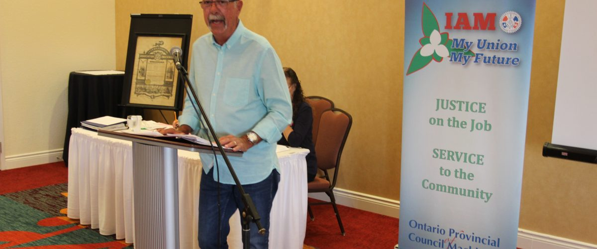 Buckley touches all the bases at Kingston OPCM