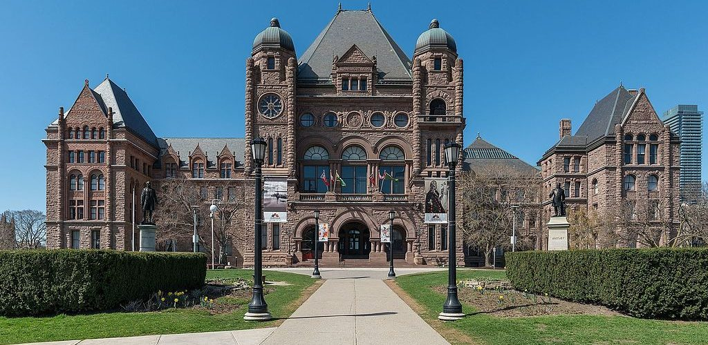 Opinion polls influence Ontario election result! NDP the lone voice against populism