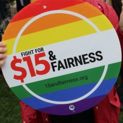 Urgent - The Fight for $15 and fairness continues!