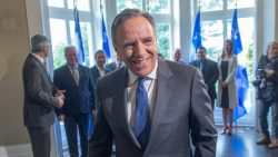 Francois Legault's CAQ sweep to power as Anglophones stay home!