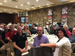 IAM District Lodge 11 swings to support maman Dion Foundation