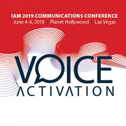 2019 IAM Communications Conference in Las Vegas