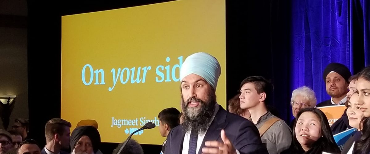 Singh defies critics – Wins Burnaby South by-election!