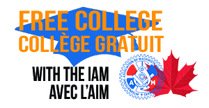 IAM Free College Benefit