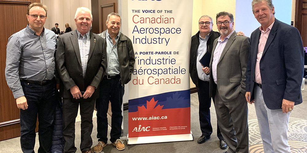 What will you do the day after the election for the aerospace industry?