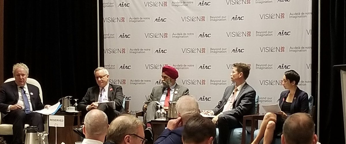 AIAC Vancouver - Keeping tabs on the future of aerospace