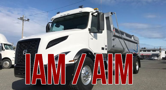 More workers from Berk's Intertruck join IAM Local 1857 in BC