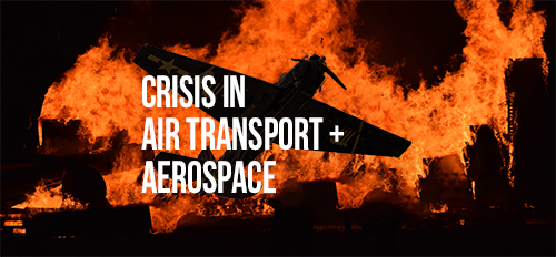 Crisis in Air transport and Aerospace - The federal government must not underestimate what is happening