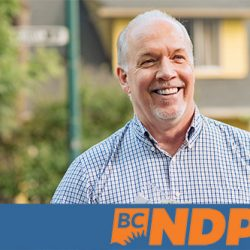 BC Voters Show Confidence in NDP