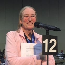 Retired GLR Heather Kelley named to 2020 OFL Labour Honour Roll