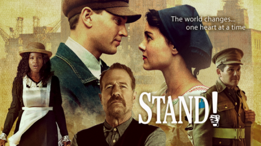 Special offer for Machinists - The Stand movie-musical