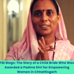Phoolbasan Bai Yadav- India - The Story of a Child Bride who has been Empowering Women