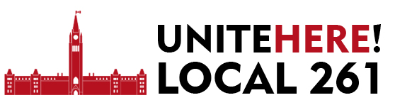 Stan Pickthall's letter in support of UNITE-HERE Local 261