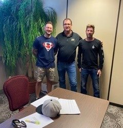 Three-year agreement for members of the Collins Aerospace Unit (Local 712)