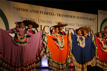 International Transport Federation 42nd Congress, Mexico City 2010