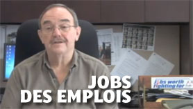 Dave Ritchie on jobs - 2011