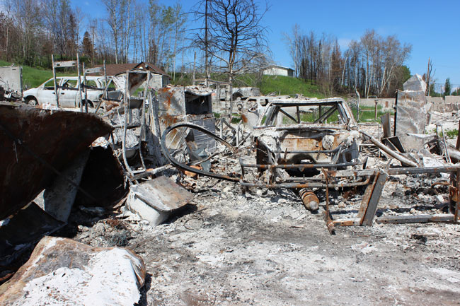 Fort McMurray – We will rebuild!